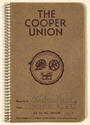 Avery Sketchbook (Jamaica, Vermont)