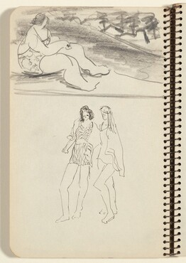 Studies of Bathers