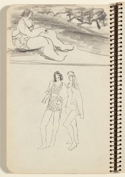 Studies of Bathers