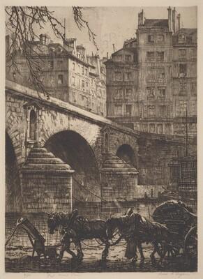 Ponte Marie, Paris