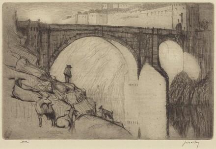 Alcantara Bridge, Toledo