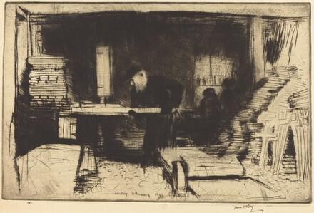 The Carpenter of Hesdin