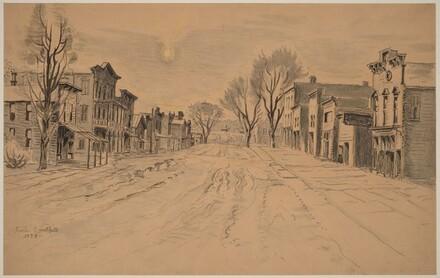 Winter Solstice in the Village