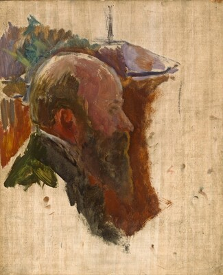 Study for a Portrait of Vuillard
