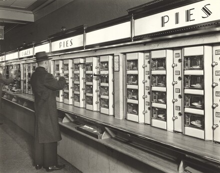 Automat, 977 Eighth Avenue, Manhattan