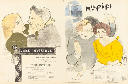 L'Ame invisible; Mademoiselle Fifi