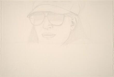 Ada in Red Cap (Grey Day)