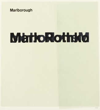 Marlborough (Mark Rothko)