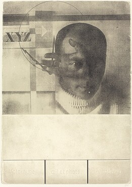 Photo-Eye (El Lissitzky)