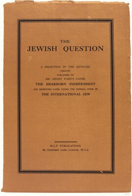 The Jewish Question