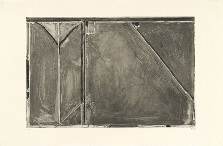 Folsom Street Variations II (Gray)
