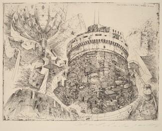 Engelsburg (Castel Sant'Angelo)