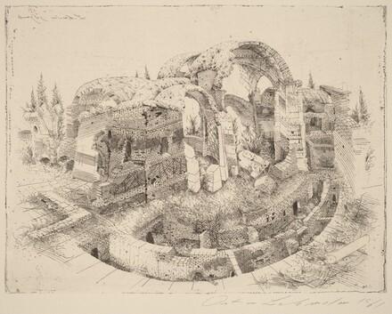 Villa Adriana (Hadrian's Villa)