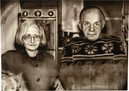 Dorothy and Herb Vogel