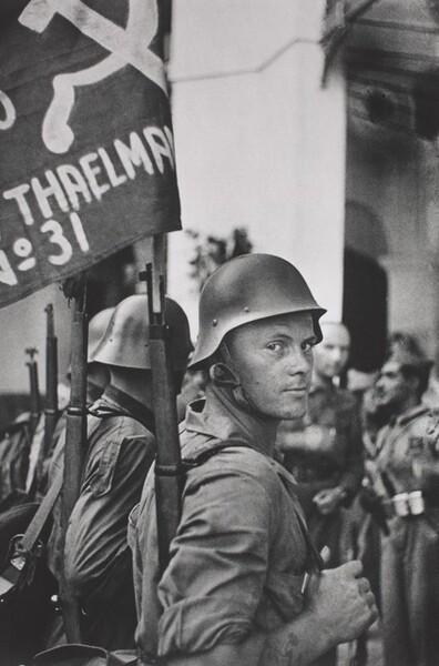 The Ernst Thaelmann Brigade