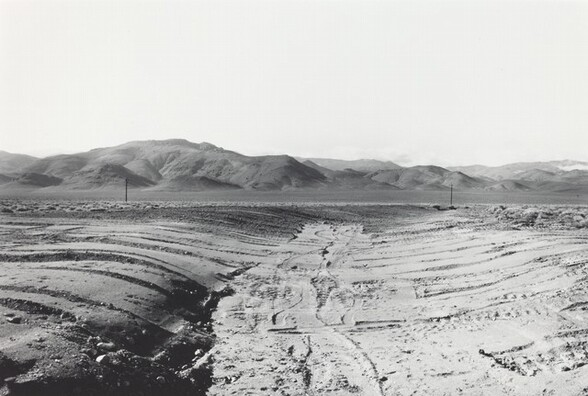Nevada 33, looking West
