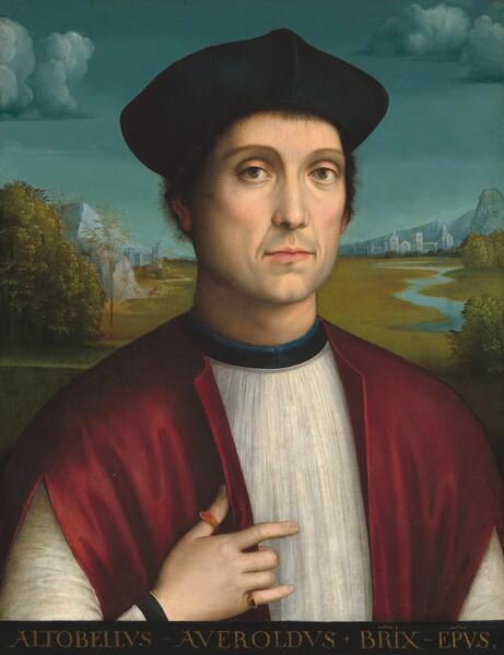 Bishop Altobello Averoldo