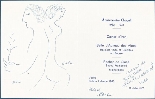 Anniversary Celebration Drawing