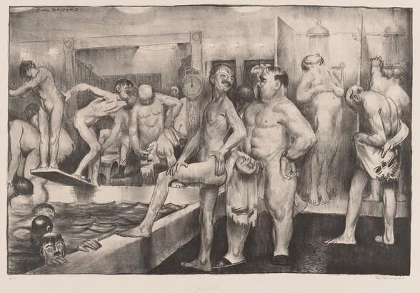 The Shower-Bath