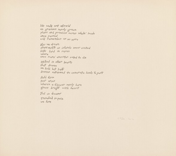 Poetry Page