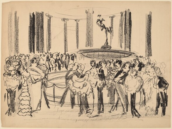 Opening, National Gallery of Art