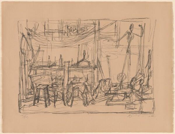 Studio II (Atelier II)