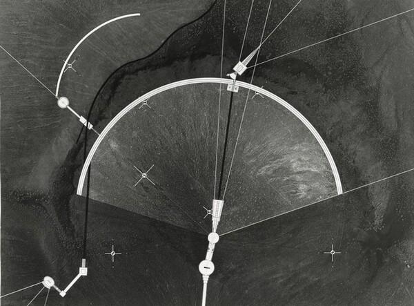 Roden Crater: Third Stage Fumerole Plan