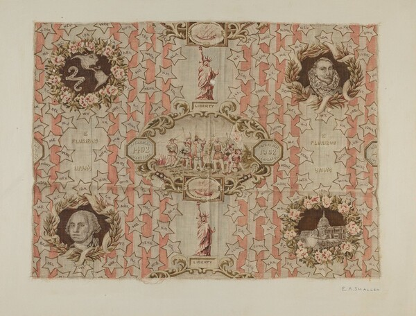 Historical Printed Textile