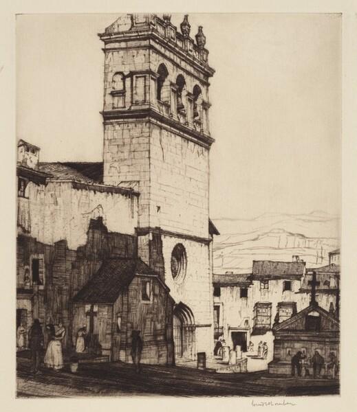 Santa Cecilia, Ronda