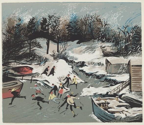 Winter on the Creek