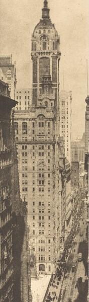 The Singer Building, New York