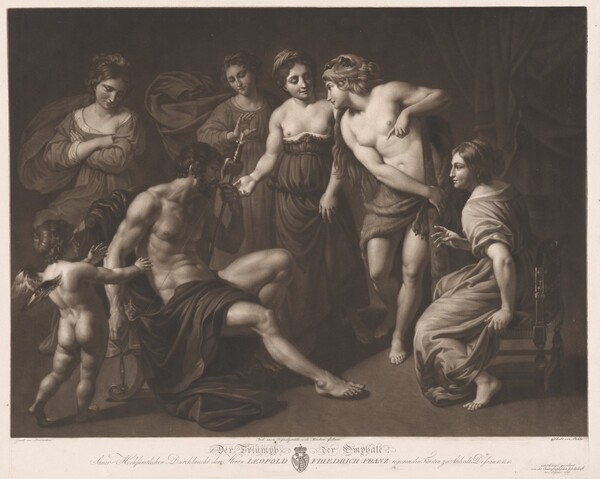Der Triumph der Omphale (The Triumph of Omphale)