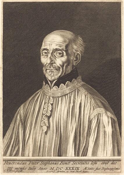 Etienne Binet