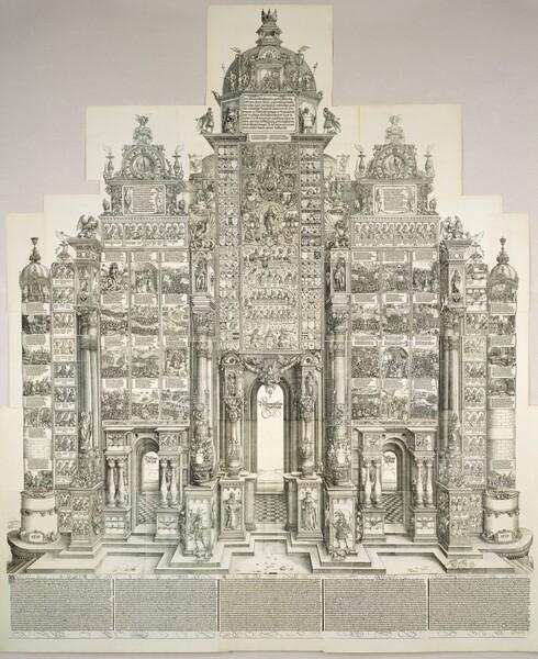 The Triumphal Arch of Maximilian