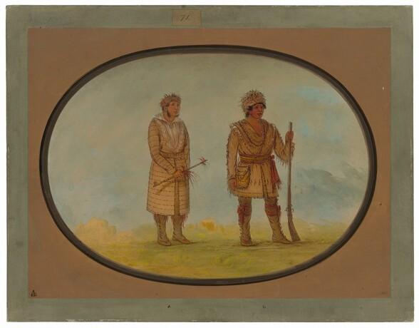 Two Cherokee Chiefs