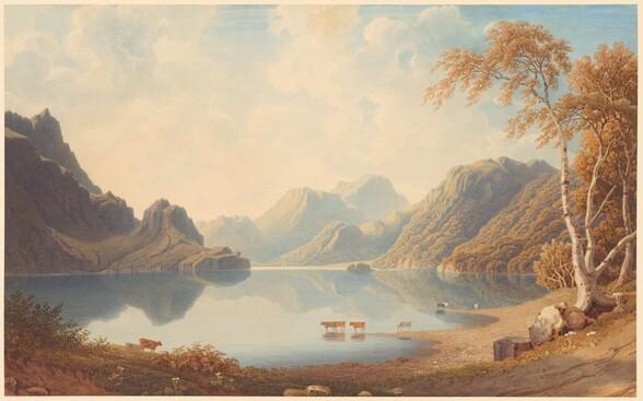 A Loch in Scotland
