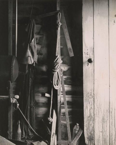 Tool Shed Doorway