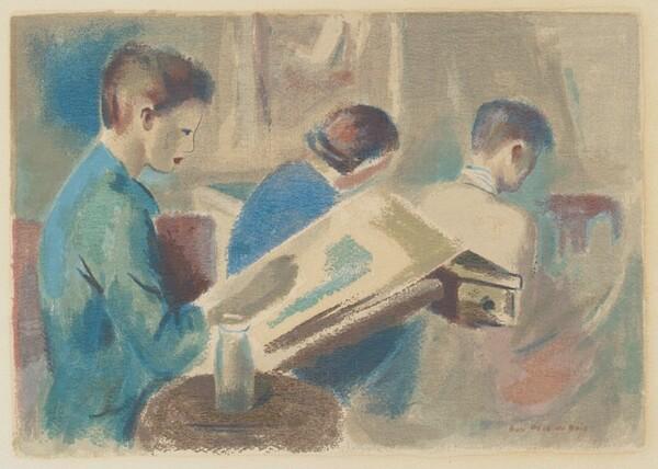 Untitled (Art Class)