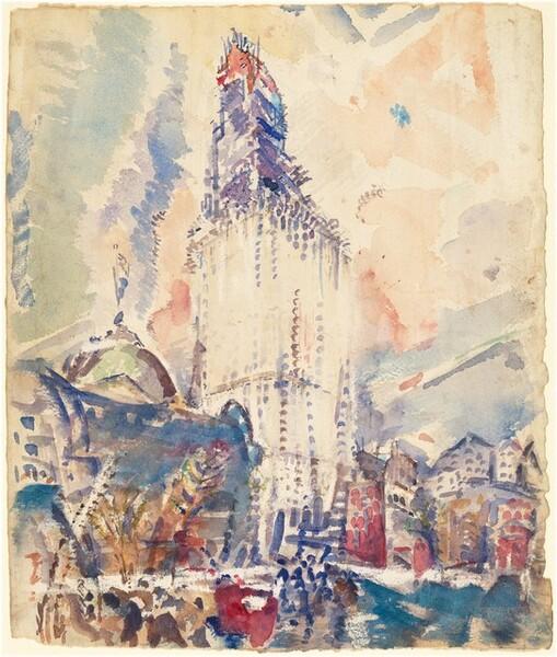 Woolworth Building, No. 28