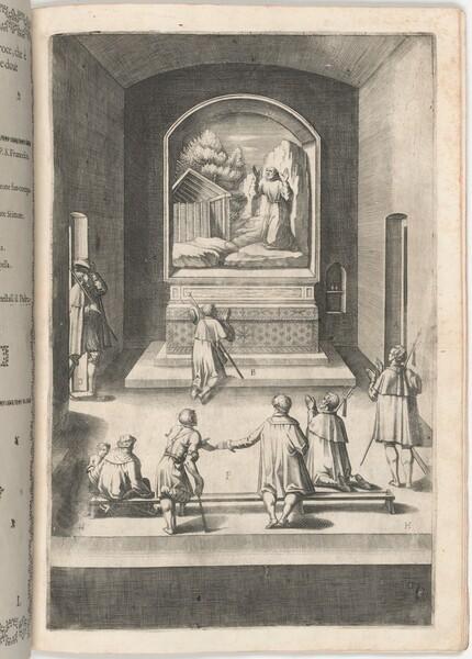 Chapel of the Cross (Cappella della Croce) [plate L]