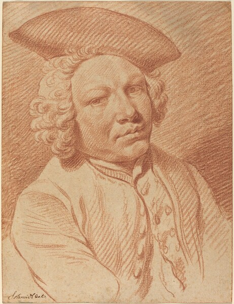 Portrait of a Man in a Tricorn Hat