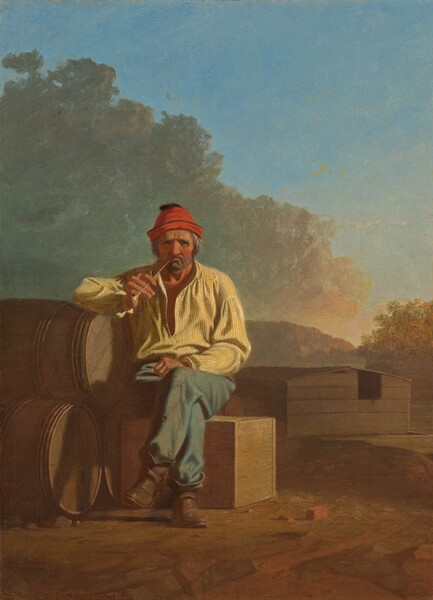 Mississippi Boatman