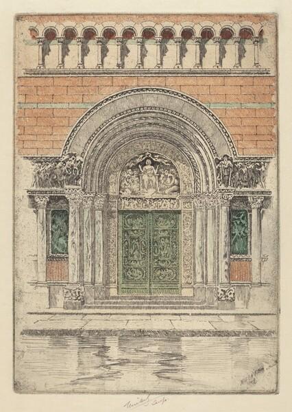 The Door, St. Bartholomew
