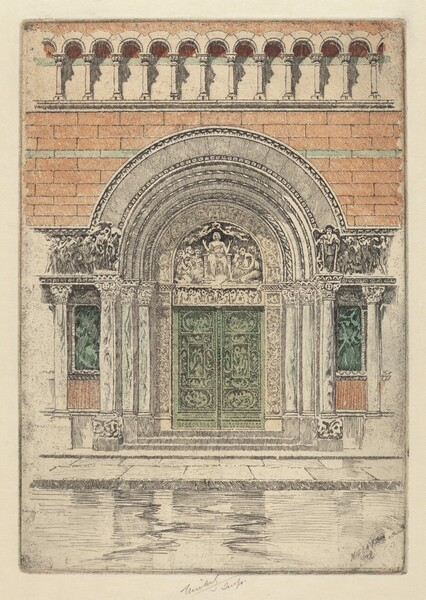 The Door, St. Bartholomew