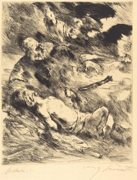 Die Opferung Isaacs (The Sacrifice of Isaac)