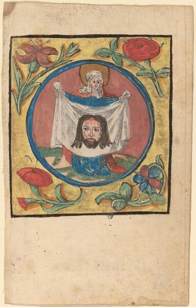 Saint Veronica with the Sudarium
