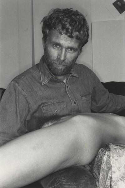R. B. Kitaj, London, 1975