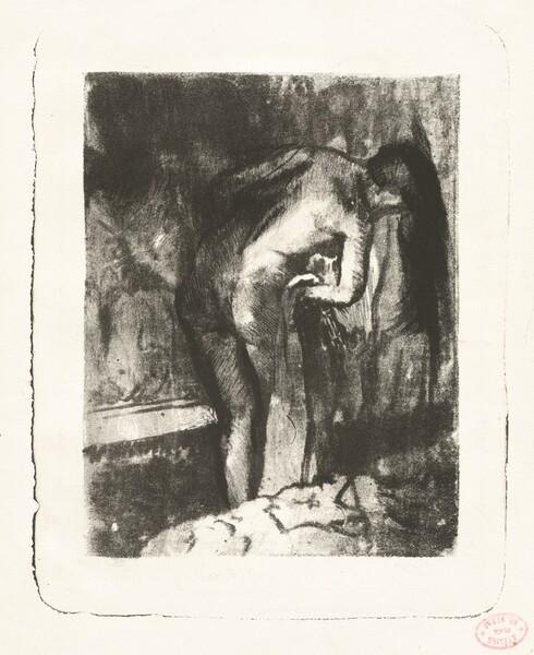 Après le Bain II (After the Bath II)