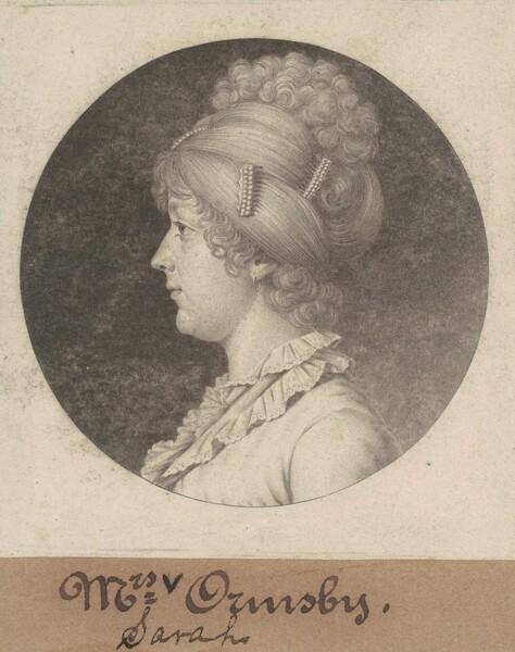 Sarah Mahon Ormsby