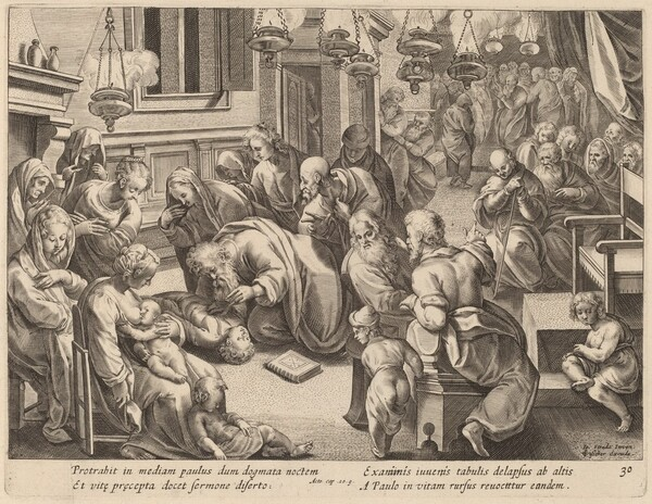 The Fall of Euthychus